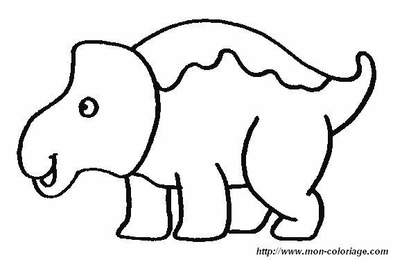 Coloriage de dinosaure dessin dino30 colorier - Dessiner dinosaure ...