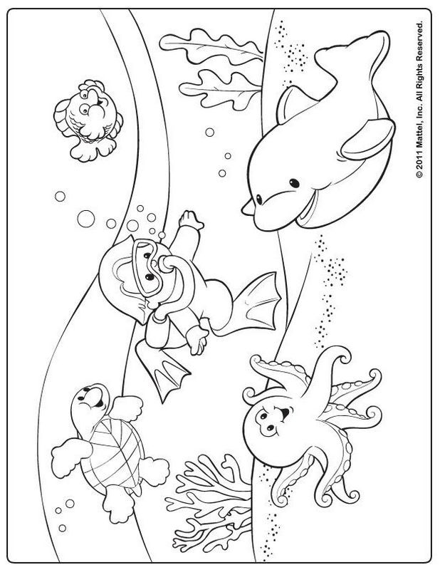 60 Coloriage Sous La Mer Blackstonefranks Coloriage Fr