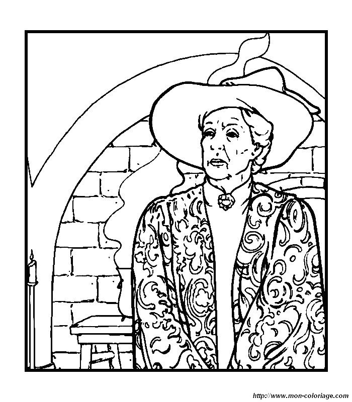 mcgonagall coloring pages coloring pages. Black Bedroom Furniture Sets. Home Design Ideas