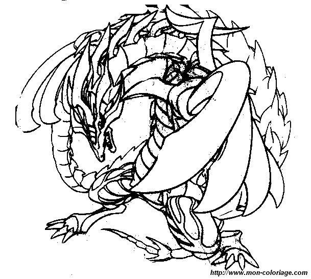 Coloriage de manga dessin beyblade manga colorier - Coloriage toupie beyblade ...