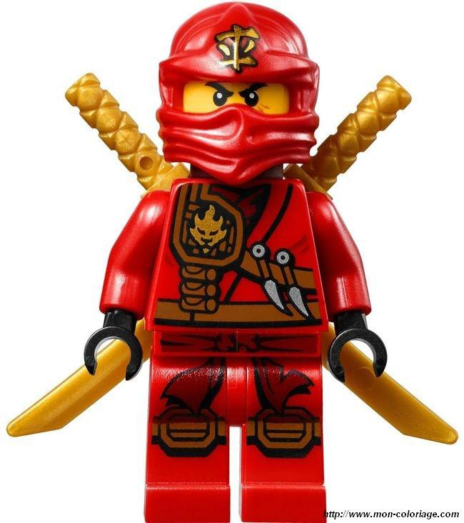 Coloriage de ninjago dessin lego ninjago en couleur - Dessin de ninjago ...