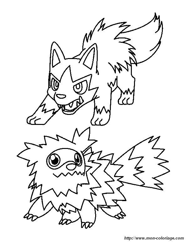 Pokemone a imprimer - Coloriage pokemone ...