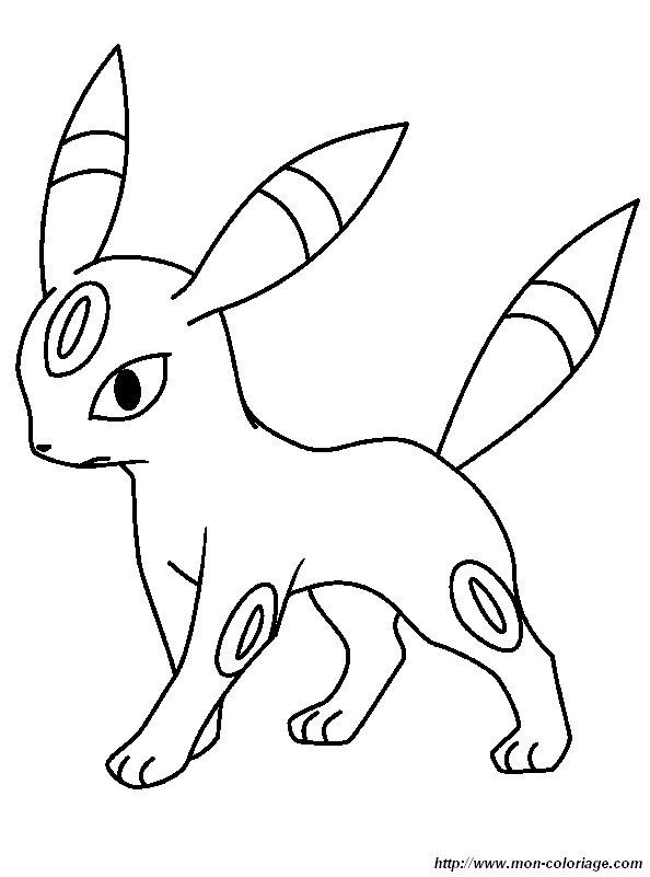 Coloriage pokemone noire et blancs - Coloriages pokemon ...