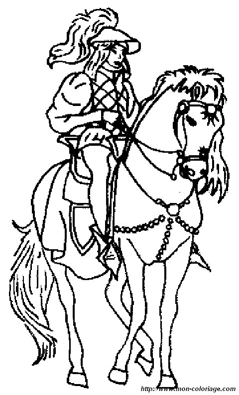 Coloriage de princesse et prince dessin coloriage prince - Prince et princesse dessin ...