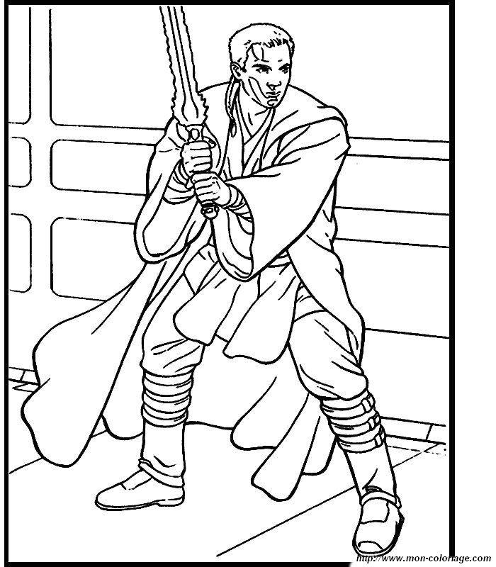 Coloriage de star wars dessin dessins star wars colorier - Dessin de star wars 3 ...