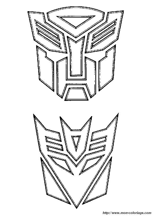 Coloriage de transformer dessin coloriage transformers 15 - Transformers dessin ...