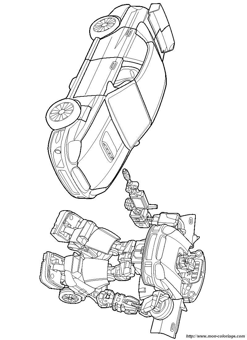Coloriage de transformer dessin coloriage transformers 19 - Transformers dessin ...
